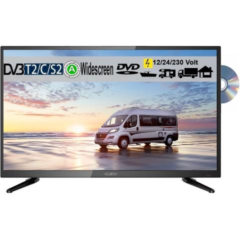 Reflexion LDD3288 32 Zoll Widescreen TV DVD DVB-S /-S2/-C/-T/-T2 12/230Volt