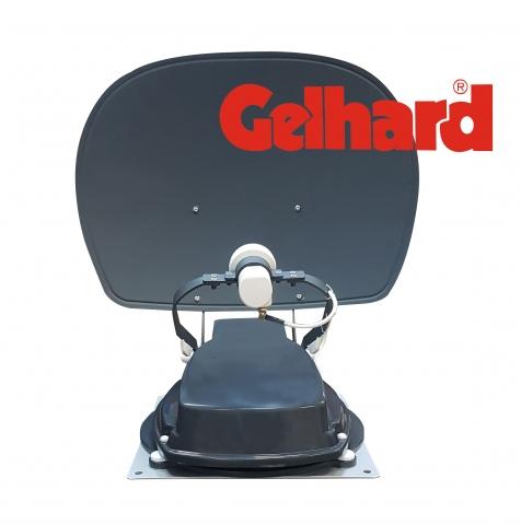 Gelhard CarSAT-55GR Anlage mit vollautomatischem Satelliten System