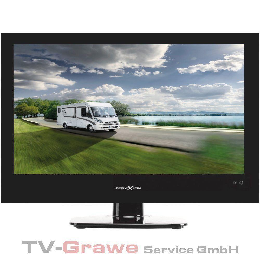 led tv 16 zoll 40cm fernseher dvb s s2 t2 c 12 230. Black Bedroom Furniture Sets. Home Design Ideas