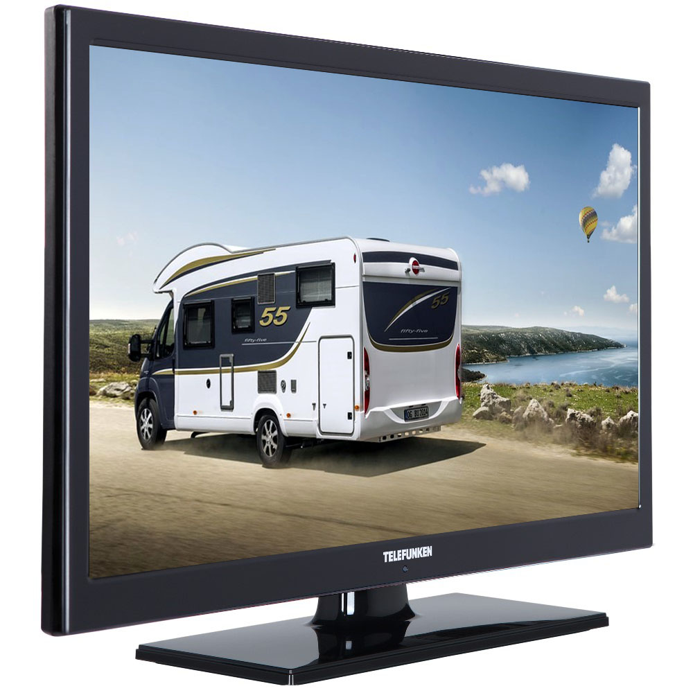 telefunken l22f130x3d led fernseher 22 zoll widescreen dvb. Black Bedroom Furniture Sets. Home Design Ideas