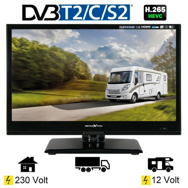 reflexion led167 led tv tv grawe tv fernseher mit 12. Black Bedroom Furniture Sets. Home Design Ideas