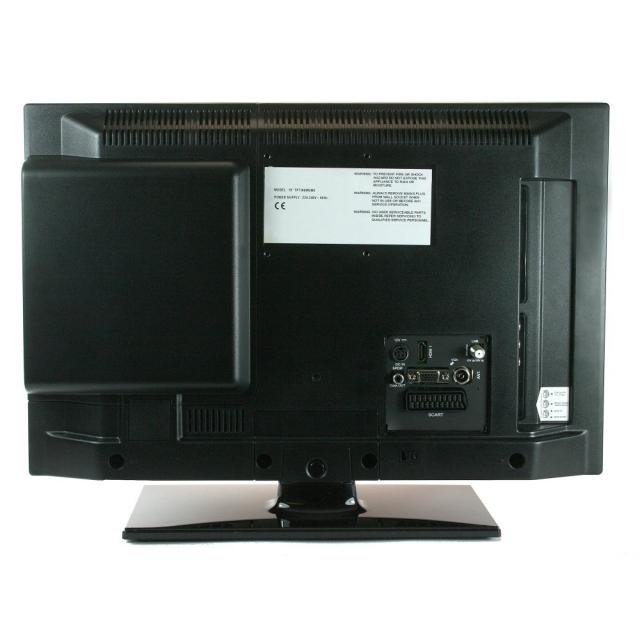 telefunkenl24h275k4dv led fernseher 24 zoll tv grawe tv fernseher mit 12 24 volt anschluss. Black Bedroom Furniture Sets. Home Design Ideas
