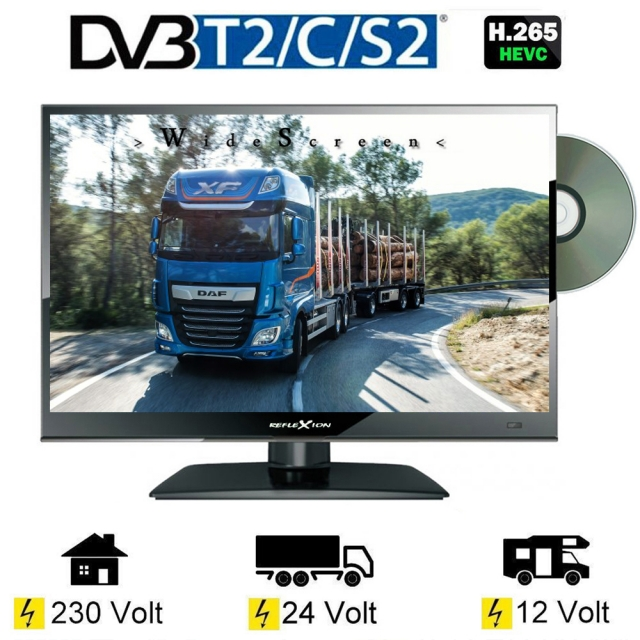 reflexion ldd167 led tv dvd tv grawe tv fernseher mit. Black Bedroom Furniture Sets. Home Design Ideas