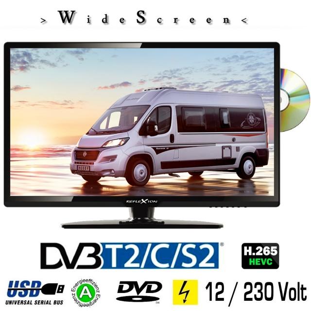 reflexion ldd 3286 led fernseher 32zoll 80cm tv tv grawe tv fernseher mit 12 24 volt. Black Bedroom Furniture Sets. Home Design Ideas