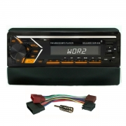 AUTORADIO Gelhard GXD670 mit CD/MP3 USB Bluetooth für Ford Focus Mondeo Galaxy