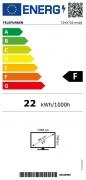 Telefunken T24X720 mobil LED Fernseher 24 Zoll DVB/S/S2/T2/C 12/230 Volt