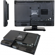 Reflexion LDD16 15,6 LED Fernseher DVD DVB-S2-T2-C  Full HD  230/12/24 Volt