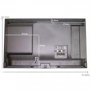 Gelhard GTV2242I LED Fernseher 22 Zoll DVB/S/S2/T2/C, DVD, USB, 12V 230 Volt