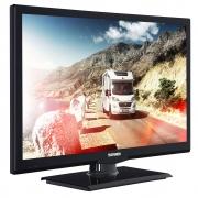 Telefunken T22X720I MOBIL LED Fernseher 22 Zoll DVB/S/S2/T/T2/C USB 12V 230V