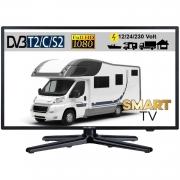 Reflexion LEDW19i LED Smart TV mit DVB-S2 /C/T2 für 12V/24V u. 230 Volt WLAN