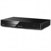 Panasonic Blu-ray Player schwarz mit HDMI, USB, 12 Volt &230 Volt für Wohnmobil, Camping