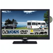 Telefunken T22X740I MOBIL LED TV 22 Zoll DVB/S/S2/T2/C, DVD, USB, 12V 230 Volt