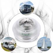 Multigasmelder 12V/24V Narkose- oder Ko Gas, CO Melder, Propan, Butan für Caravan/LKW/Boot
