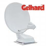 Gelhard Car SAT- 65 Anlage mit  vollautomatischem Satelliten  System