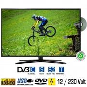 Reflexion LEDW19i LED Smart TV mit DVB-S2 /C/T2 für 12V/24V u. 230 Volt WLAN für LKWs